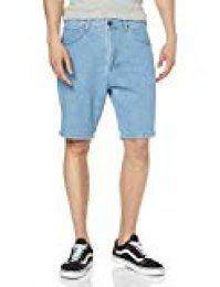 Lee Pipes Tapered Shorts Pantalones Cortos para Hombre