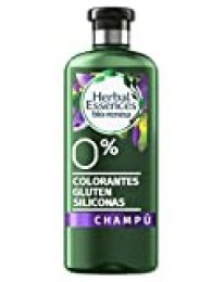 Herbal Essences Bío: Renew Brillo Champú  - 6 Recipientes de 400 ml - Total: 2400 ml