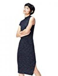 Marca Amazon - find. Vestido Asimétrico para Mujer