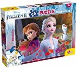 Lisciani- Puzzle Doble Cara Plus 24 (81295)