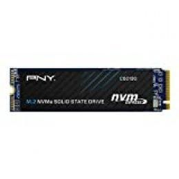 PNY CS2130 M.2 NVMe Unidad de Estado Sólido Interna SSD 2TB - hasta 3500 MB/s, Negro