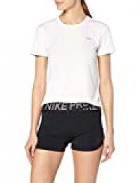 Nike W NP Intertwist 2 3inch Short Pantalones Cortos de Deporte, Mujer