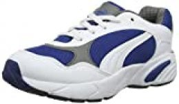 PUMA Cell Viper PS, Zapatillas Unisex Niños, White-Galaxy Blue, 32 EU