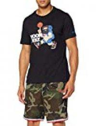 NIKE M Nk Dry tee SC OG Camiseta, Hombre, Black