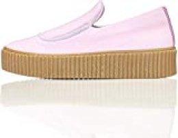 find. Zapatillas de Deporte sin Cordones para Mujer, Rosa (Pink), 39 EU