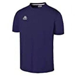 Kappa 302P310, Camiseta para Hombre, Azul Marino, 2XL