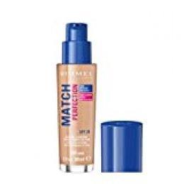 Rimmel London Match Perfection Foundation Base de Maquillaje Tono 300 - 123 gr