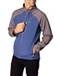 Five Mile Gower Chaqueta Softshell para Hombre Gris Small