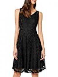 Oliceydress DS0010 Vestidos de Noche, Negro (Black), XXS
