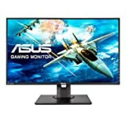 ASUS VG278QF - Monitor de Gaming 27 Pulgadas (Full HD, 1920 X 1080, 0,5 ms, 165 Hz, FreeSync/Adaptive Sync)