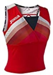 Joma - Top Elite v Rojo para Mujer
