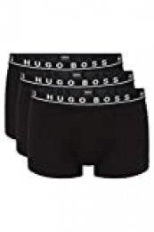BOSS Trunk CO/EL Bóxer, Negro (Black 001), Medium (Pack de 3) para Hombre