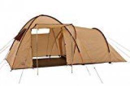 GRAND CANYON Fraser 3 - tienda para camping (tienda para 3 personas), beige, 302037