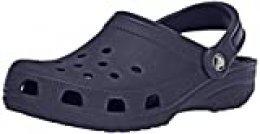 Crocs Classic Z, Zuecos con Correa Trasera Unisex Adulto