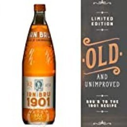 IRN-BRU 1901 - Botella de azúcar (750 ml)