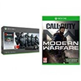 Xbox One X Gears 5 + Call of Duty: Modern Warfare (Edición Exclusiva Amazon)
