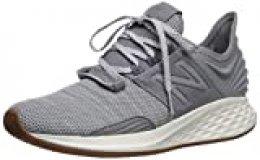 New Balance Fresh Foam Roav, Zapatillas de Running para Mujer, Negro (Black Black), 41.5 EU
