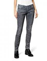 G-STAR RAW 3301 Low Waist Super Skinny Jeans Ajustados, Gris (dk Aged Cobler 7863-3143), 30W / 32L para Mujer