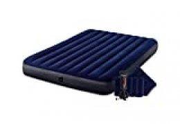 Intex 64765 - Cama de aire Dura Beam Standard Classic Downy, 152 x 203 x 25 cm