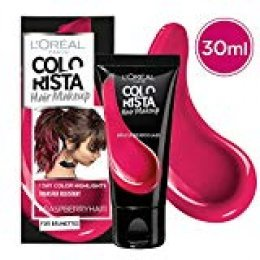 L'Oréal Paris Colorista Hair Makeup Raspberry Hair