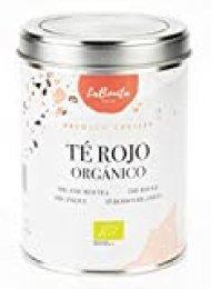 LaBonita Nature, Té Rojo Pu-erh 100% Orgánico, Diurético [Calidad Premium], Lata, 100 gr