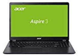 "Acer Aspire 3 (A315-54K-34G9) 15,6"" Full-HD, Intel i3-7020U, 8GB RAM, 256GB SSD, Windows 10"