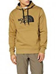The North Face M Drew Peak Sudadera con Capucha, Hombre, Beige (British Khaki), S