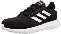 Adidas Archivo, Soccer Shoe Mens, Negbás/Ftwbla/Grisei, 32 EU