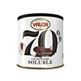 Valor, Cacao Ne gro Soluble 70% - 300 gr