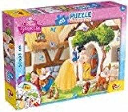 Puzzle double face plus Blancanieves 108
