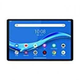 "Lenovo M10 FHD Plus-  Tablet de 10.3"" Full HD/IPS (MediaTek Helio P22T, 4 GB de RAM, 64 GB ampliables hasta 256 GB, Android 9, WiFi + Bluetooth 5.0), Iron Grey"