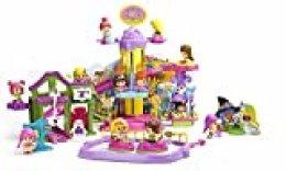 Pinypon 700014354 - Parque de Atracciones con 1 Figura