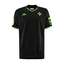 Real Betis - Temporada 2019/2020 - Kappa - Official Away  Jersey Act, Hombre, Neutro, XL