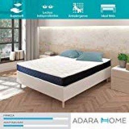 Adara Home Viscoprix - Colchón Viscoelástico 90x190 - Calidad/Precio - 16cm Altura