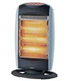 IN Calefactor INFINITON Desde 1200W (Control de Temperatura, Funcion Ventilador, Proteccion sobrecalentamiento, Anti-vuelco) (HAR-120 HALOGENO)