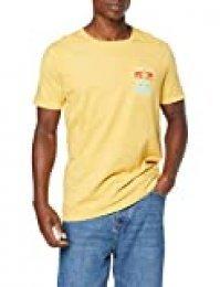 JACK & JONES Jorsurfsoul tee SS Crew Neck Camiseta para Hombre