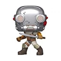Funko- Pop Games: Rage 2-Immortal Shroud Collectible Toy, Multicolor (45112)