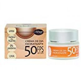 Nurana Cosmetics, Crema diurna facial con factor de protección 50- 50 ml.
