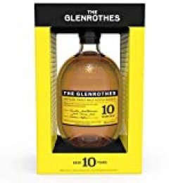 The Glenrothes 10 Años Single Malt Whisky Escoces, 40% - 700 ml