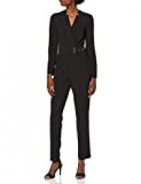 Morgan 192-pamika.n Vestido, Negro (Noir Noir), 38 (Talla del Fabricante: T38) para Mujer