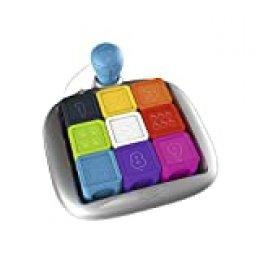 Smoby- Cubos electrónicos educativos, Multicolor (190106)