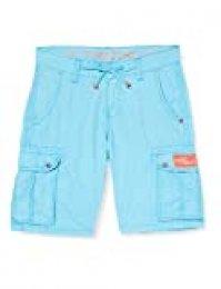 Timezone Regular Rykertz Pantalones Cortos para Hombre