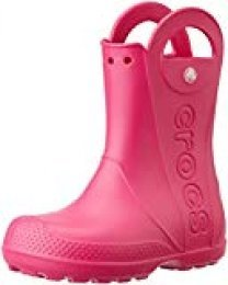 Crocs Handle It Rain Boot K, Botas de Agua Unisex Niños