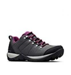 Columbia Fire Venture L II WP, Zapatos de Senderismo para Mujer