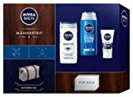 Nivea Men Männertrip Set de regalo, 1163 g