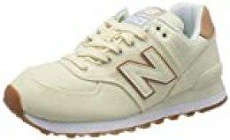 New Balance 574v2, Zapatillas para Mujer, Marfil (Off Scb), 36.5 EU