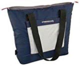 Campingaz Coolbag Nevera Flexible, 13 l, Kühltasche Carry, Dunkelblau/Grau, 44 x 15 x 35 cm, 13 Liters, 2000011726, 0.00 euro/100 ml, Azul Marino/Gris