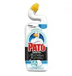 Pato - WC Power Lejía fragancia Marine, Limpiador Quitamanchas para Inodoro, 750 ml [Todos los aromas]