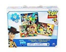 Toy Story Pack de 3 juegos 3D (BIZAK 61928352)