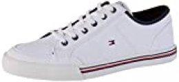 Tommy Hilfiger Core Corporate Textile Sneaker, Zapatillas para Hombre